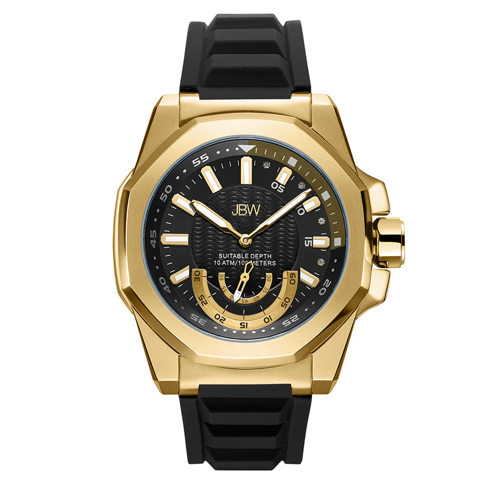 Delmare - Gold Black