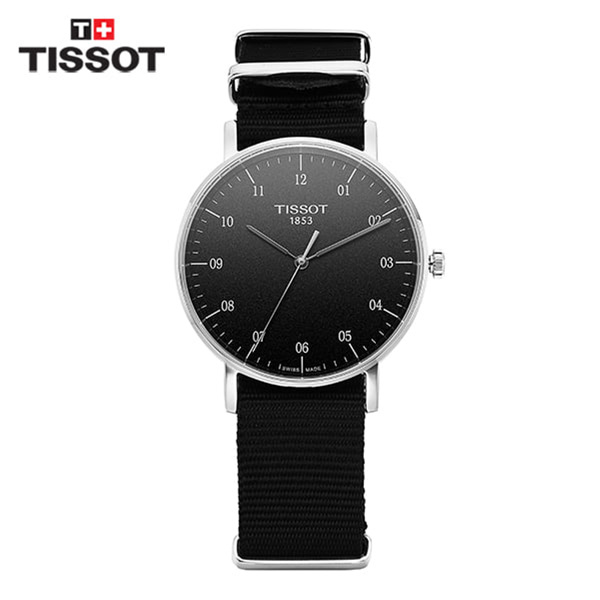 [티쏘시계 TISSOT] T109.410.17.077.00 (T1094101707700) / T-Classic Everytime Medium 38mm 타임메카
