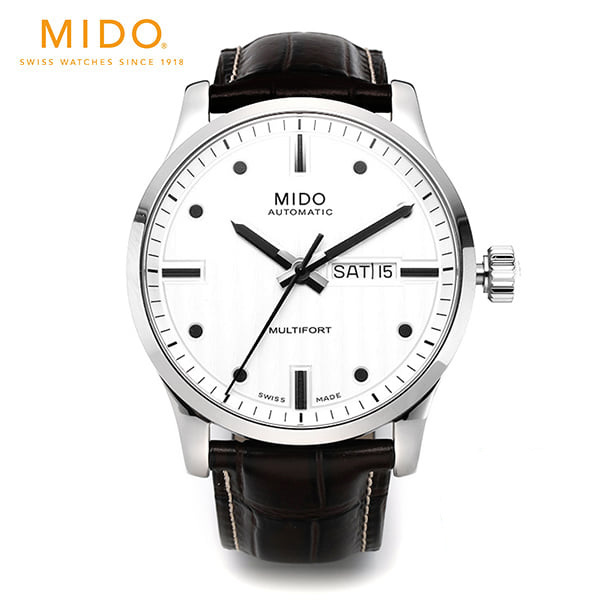 [미도 MIDO] M005.430.16.031.80(M005.430.16.031.00) / MULTIFORT AUTOMATIC 42mm 타임메카