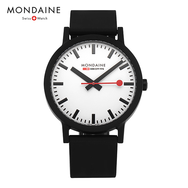[몬데인시계 MONDAINE] MS1.41110.RB / Swiss Railways Essence 41mm 타임메카