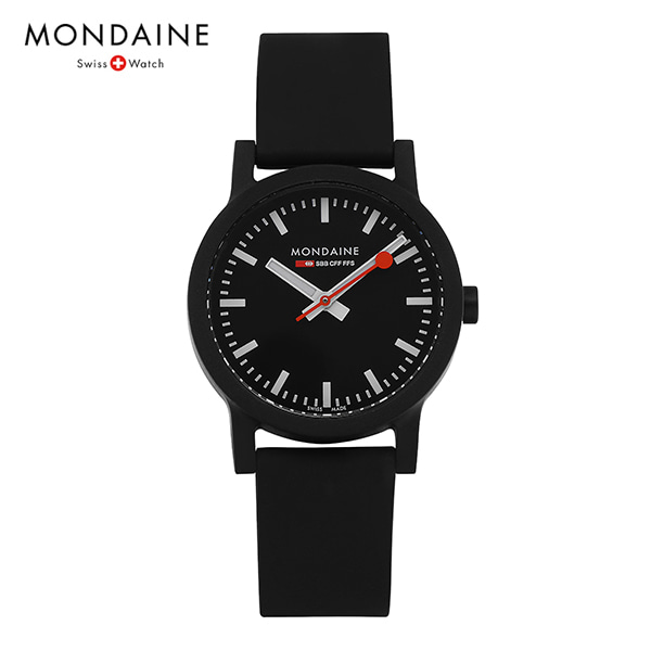 [몬데인시계 MONDAINE] MS1.32120.RB / Swiss Railways Essence 32mm 타임메카