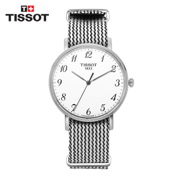 [티쏘시계 TISSOT] T109.410.18.032.00 (T1094101803200) / T-Classic Everytime Medium 38mm 타임메카