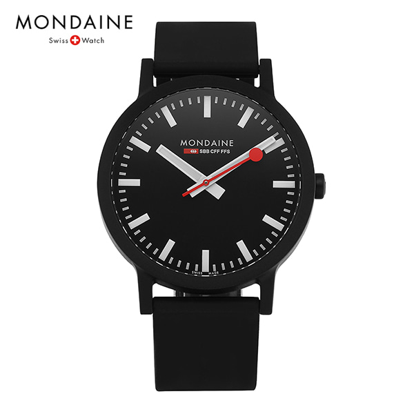 [몬데인시계 MONDAINE] MS1.41120.RB / Swiss Railways Essence 41mm